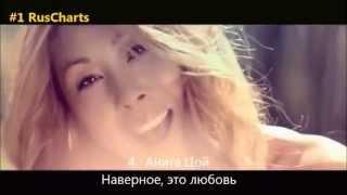 Top 10 Russian radio chart - ��� 10 ������� ����� - ������� ����� - ������� ��������� - 03 10 2013