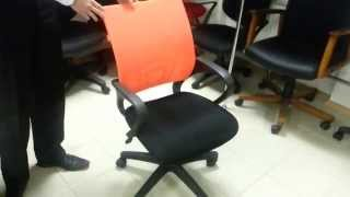Кресло для персонала CHAIRMAN 696(CHAIRMAN 696 — лёгкое, изящное и комфортное кресло. Обивка из ткани серии TW отлично чистится и пропускает воздух,..., 2015-05-18T14:45:31.000Z)