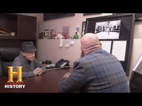 Pawn Stars: Muhammad Ali's Signed Philosophical Musings (Season 14) | History
