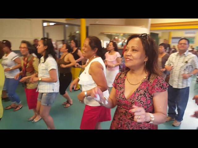 Aida @ SJIF Golden oldies BBQ party 4-6-16