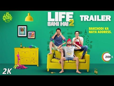 The Lazy Studio Presents Life Sahi Hai Season 2 Trailer | Premieres On 5th April | ZEE5 Originals