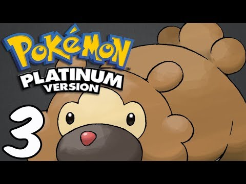 Pokemon Platinum (Blind) -3- On the Road to Jubilife City!