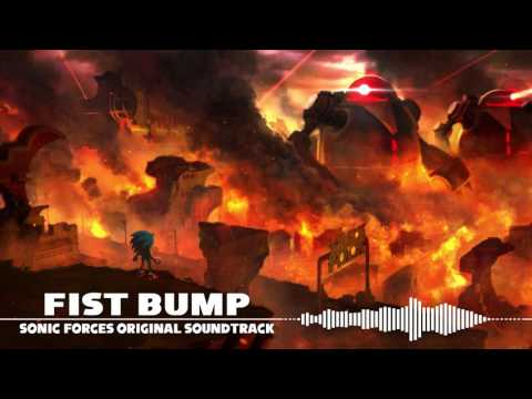 "Sonic Forces OST - Main Theme ""Fist Bump"" (Vocals)"