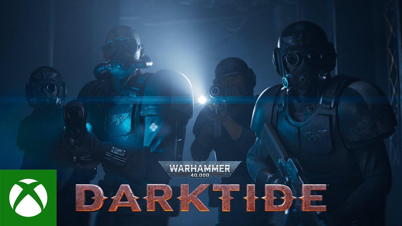 Warhammer 40,000: Darktide - Official Announcement Trailer