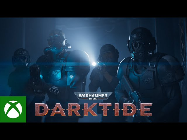 Warhammer 40,000: Darktide (видео)