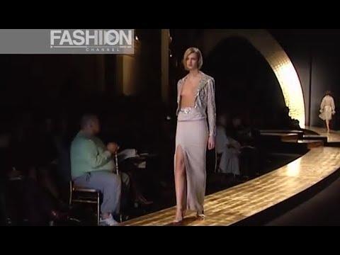 VALENTINO Haute Couture Spring Summer 2001 Paris – Fashion Channel
