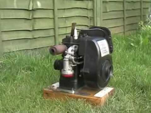 Villiers stationary engine mark 7/1
