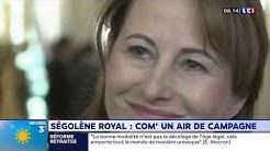 Ségolène Royal : Com' un air de campagne