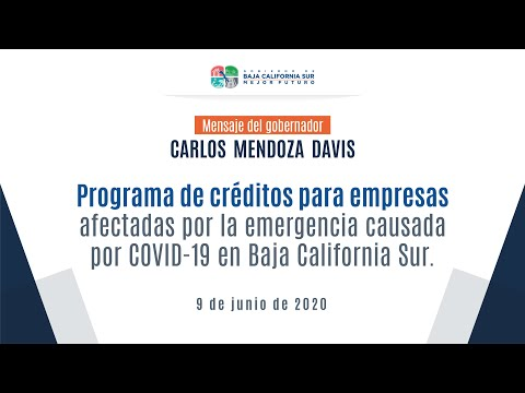 Programa de créditos para empresas