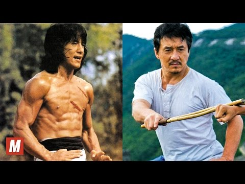 Jackie Chan Tribute   From 1 To 62 Years Old