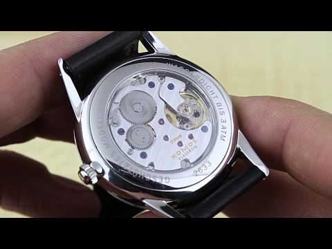 Nomos Orion 38 Watch Review