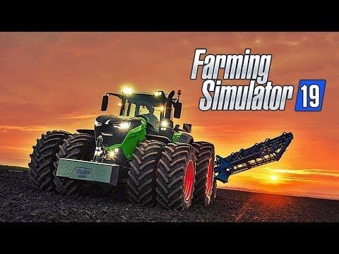 Farming Simulator 19 качай бесплатно  до 06.02.2020   Агромаш