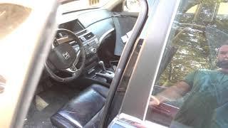 Жизнь в США.  Разбили отцу машину. Что делать в этой ситуации. Ремонтирую 2009 Honda Accord.