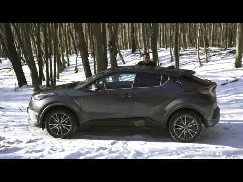 Test 2017: Toyota C-HR 1.2 Turbo
