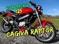 ESSAI CAGIVA RAPTOR 125 2T 2008 | UN MONSTRE !