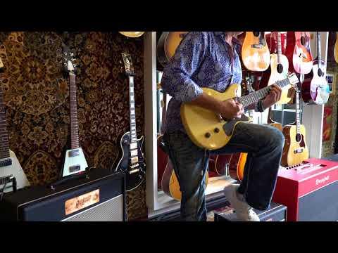 Bootlegger Guitar Blues 30 Tube Amp Demo Mikes Guitar Parlor