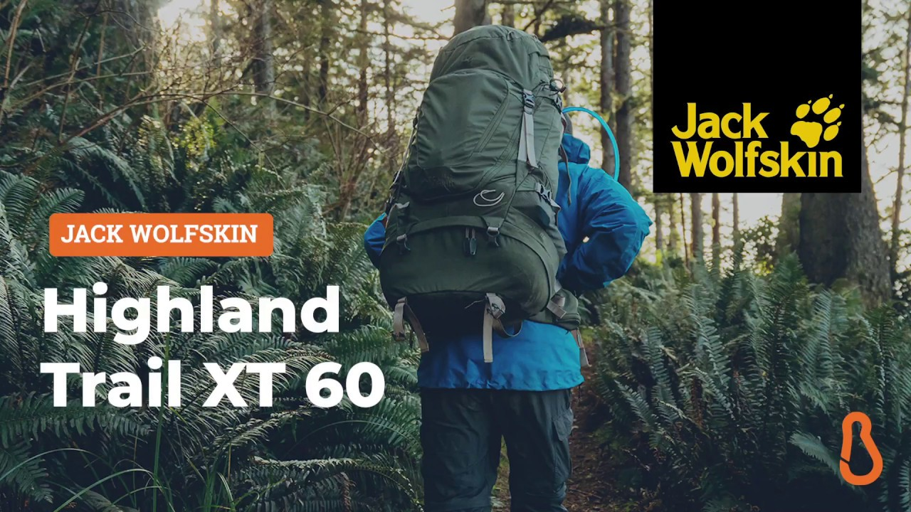 Shi Shi Beach Trip in Olympic National Park: Featuring Jack Wolfskin Highland Trail XT 60 Backpack