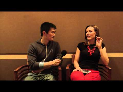 Kaci Interview @ The International 3 Day 4