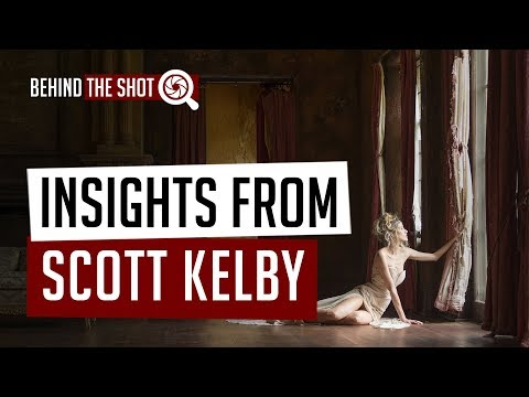 Insights from Scott Kelby - Fashion Photography and Storytelling - Behind the Shot