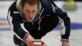 CURLING:  SCO-SUI World Junior Chps 2014 - Men Final