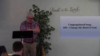 Community Bible Church June 20, 2021 Live Stream