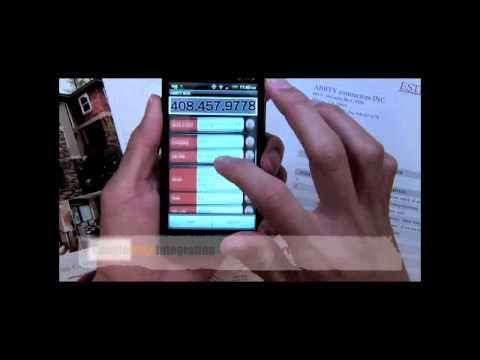 Abbyy bookscanner for ios smart pocket scanner for your books abbyy business card reader for android reheart Gallery