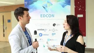 EDCON - Anna Niemira Interviews Sean Morgan of ChronoLogic
