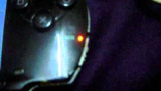 PSP 1000 USB charge mod