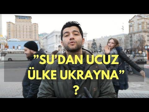 UKRAYNA'DA TATIL UCUZ MU? | UKRAYNA'DA YAŞAM UCUZ MU? | Ukrayna/Kiev 🇺🇦