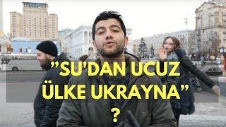 UKRAYNA'DA TATIL UCUZ MU? | UKRAYNA'DA YAŞAM UCUZ MU? | Ukrayna/Kiev