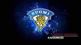 Suomi - Ruotsi MM-kisat 2003 puolivälieräottelu