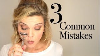 3 Common mistakes - Hooded eyes, do's and don'ts Thumbnail