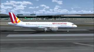 Germanwings Flight 9525. A different perspective (FS2004)