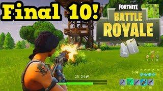 FORTNITE Battle Royale Xbox One X - I