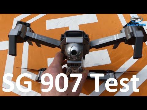 SG 907 Drohne Test: Foto, Video, Reichweite, Flugzeit, Preisvergleich