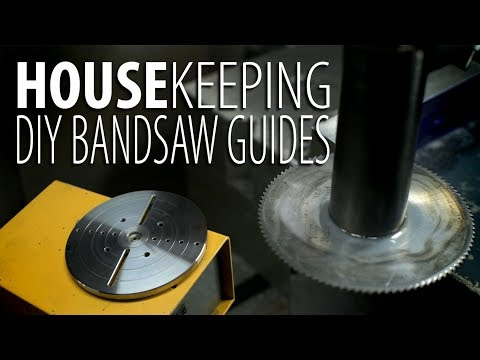 Ends & Odds: DIY Bandsaw Guides & More!