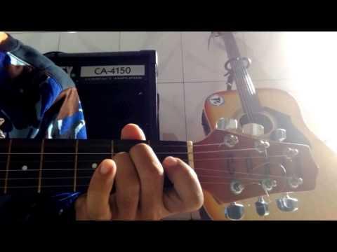"""Tuak Adalah Nyawa - Cover (belajar Chord Gitar Lagu """"Masekepung"""")"""