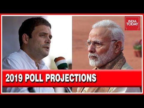 Who Will Win 2019 Polls? | CSDS-Lokniti Poll Projections | India Today Tracks Mood Of The Nation