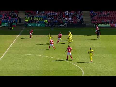 Crewe Alexandra 2-1 Cheltenham Town: Sky Bet League Two Highlights 2017/18 Season