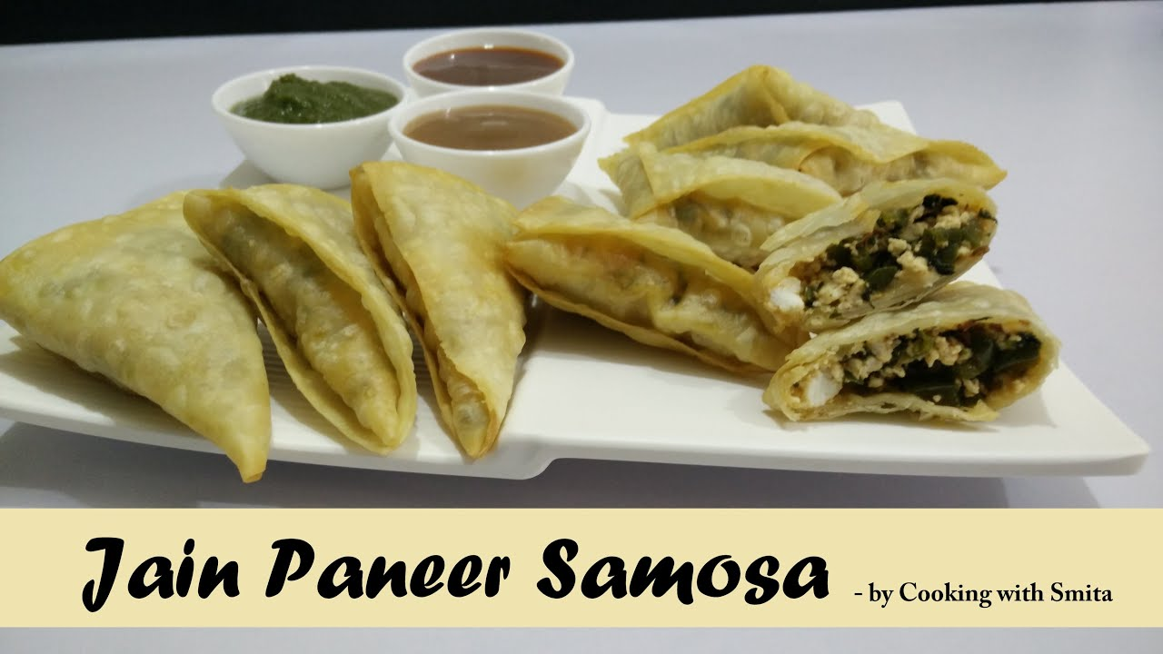 Jain paneer samosa recipe in hindi by cooking with smita jain jain paneer samosa recipe in hindi by cooking with smita jain samosa recipe no onion no garlic youtube forumfinder Gallery