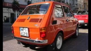 126p - Maluch - Kultowe Auta PRL