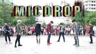 [KPOP IN PUBLIC CHALLENGE] BTS (방탄소년단) 'MIC Drop' | Dance Cover | B.K.A.V | Phố đi bộ Nguyễn Huệ