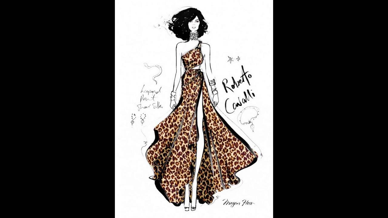Fashion Book Cover Mp : Fashion illustration megan hess youtube
