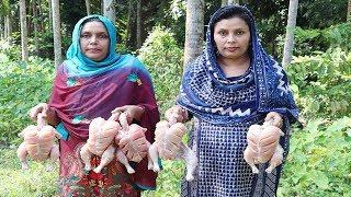 Full Chicken Biryani Recipe | BIG 5 Full Chicken Biryani Prepared By My Village | So Yummy Biryani