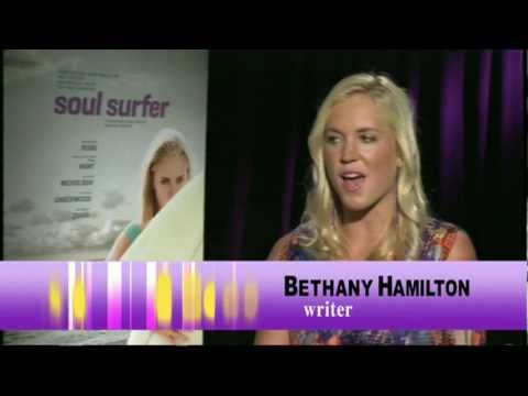 SOUL SURFER interviews A