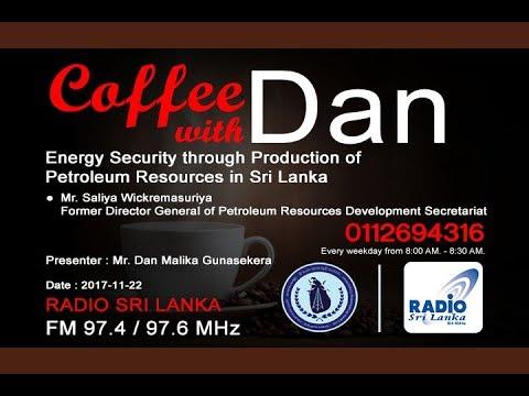 Coffee with Dan 2017-11-22