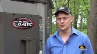Central Boiler - E-classic Customer Testimonial From Minnesota