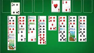 Playing and Winning Freecell on Windows 7