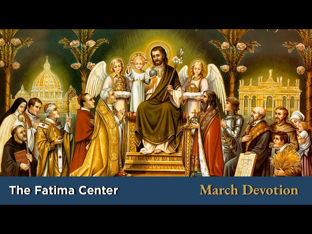 March Devotion: Go to Saint Joseph | Monthly Devotions with Fr. Shannon Collins