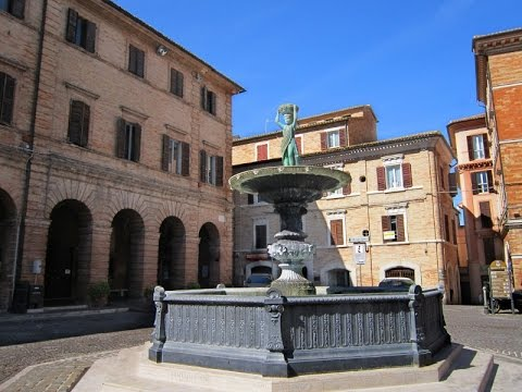Beautiful OSIMO (Ancona, Marche - Italy) - Virtual Tour @ maradaroit